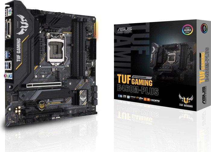 ASUS TUF Gaming B460M-Plus (90MB1450-M0EAY0)
