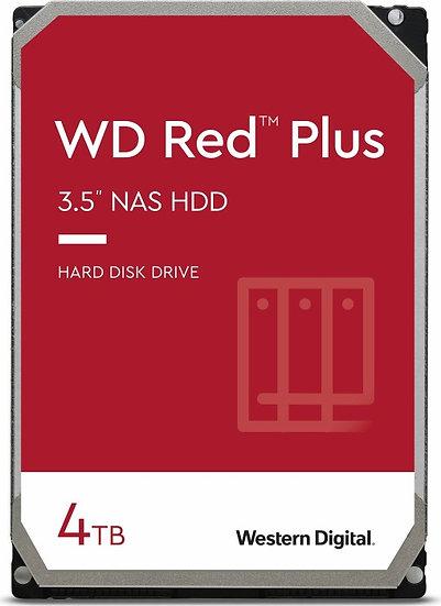 Western Digital WD Red Plus 4TB, SATA 6Gb/s (WD40EFZX)