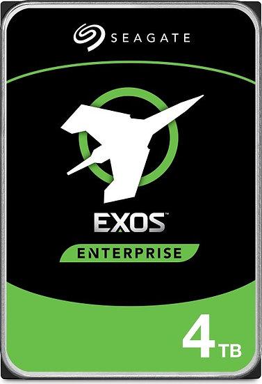 Seagate Exos E 7E8 4TB, 512e, SATA 6Gb/s (ST4000NM002A)