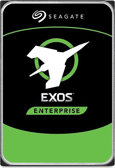 Seagate Exos X X16 12TB, 512e/4Kn, SATA 6Gb/s (ST12000NM001G)