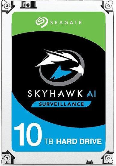 Seagate SkyHawk AI 10TB, SATA 6Gb/s (ST10000VE0008)