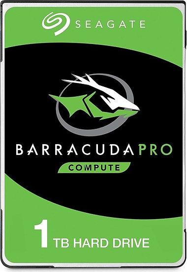 "Seagate BarraCuda Pro Compute 1TB, 2.5"", SATA 6Gb/s (ST1000LM049)"