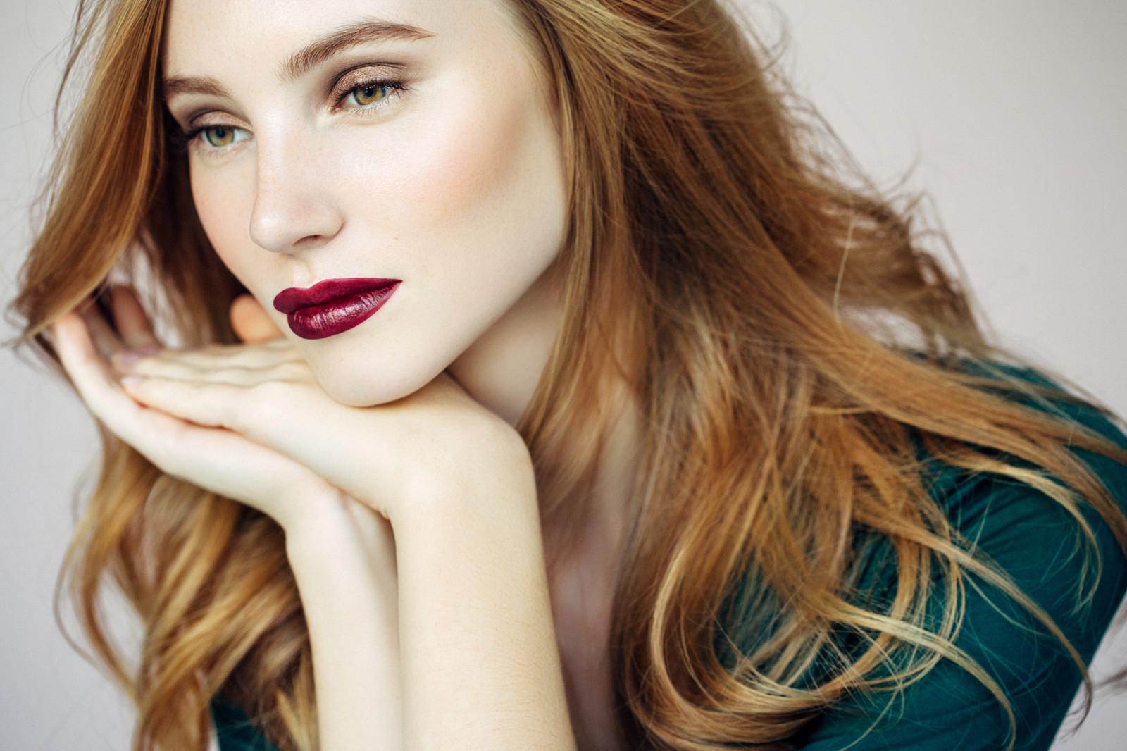 ... Glam Makeup ...