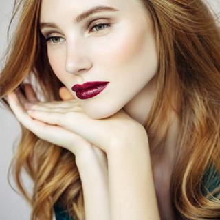 maquillaje Glam
