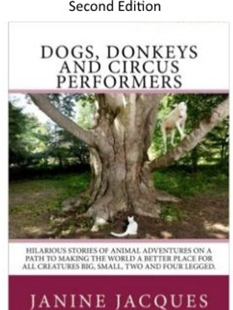 Book: Dogs, Donkeys and Circus Performers