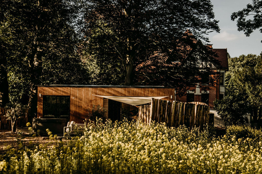Wellness'Le Chalet'+overnachting luxe