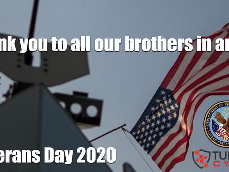 Veterans Day 2020!