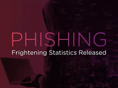 Frightening Phishing Stats Released