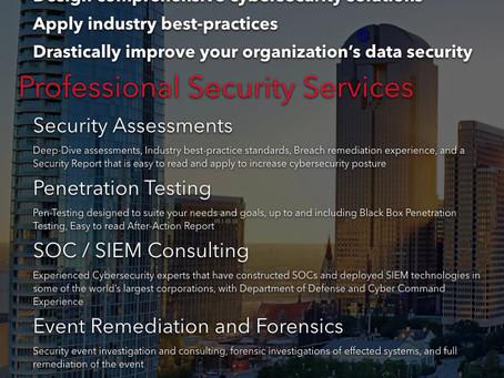 Tuearis' Professional Services