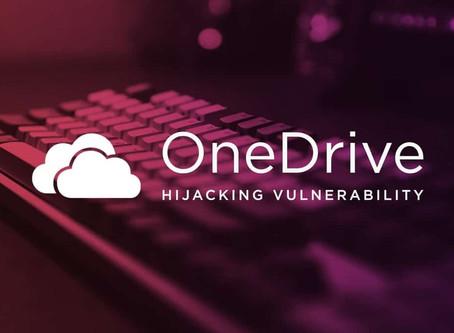 Hijacking Vulnerability Discovered in OneDrive