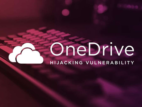 Hijacking Vulnerability Discovered in OneDrive