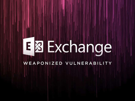 Attackers Weaponizing Exchange Vulnerability