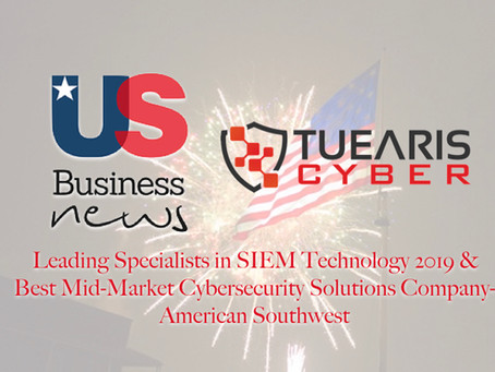 Best Mid-Market Cybersecurity Solutions Company!
