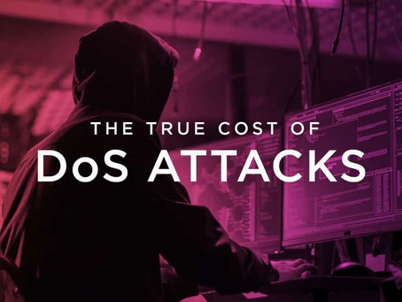 The True Cost of DoS Attacks
