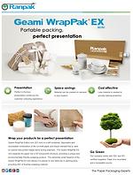 Geami Wrappak EX Mini Front Brochure .pn