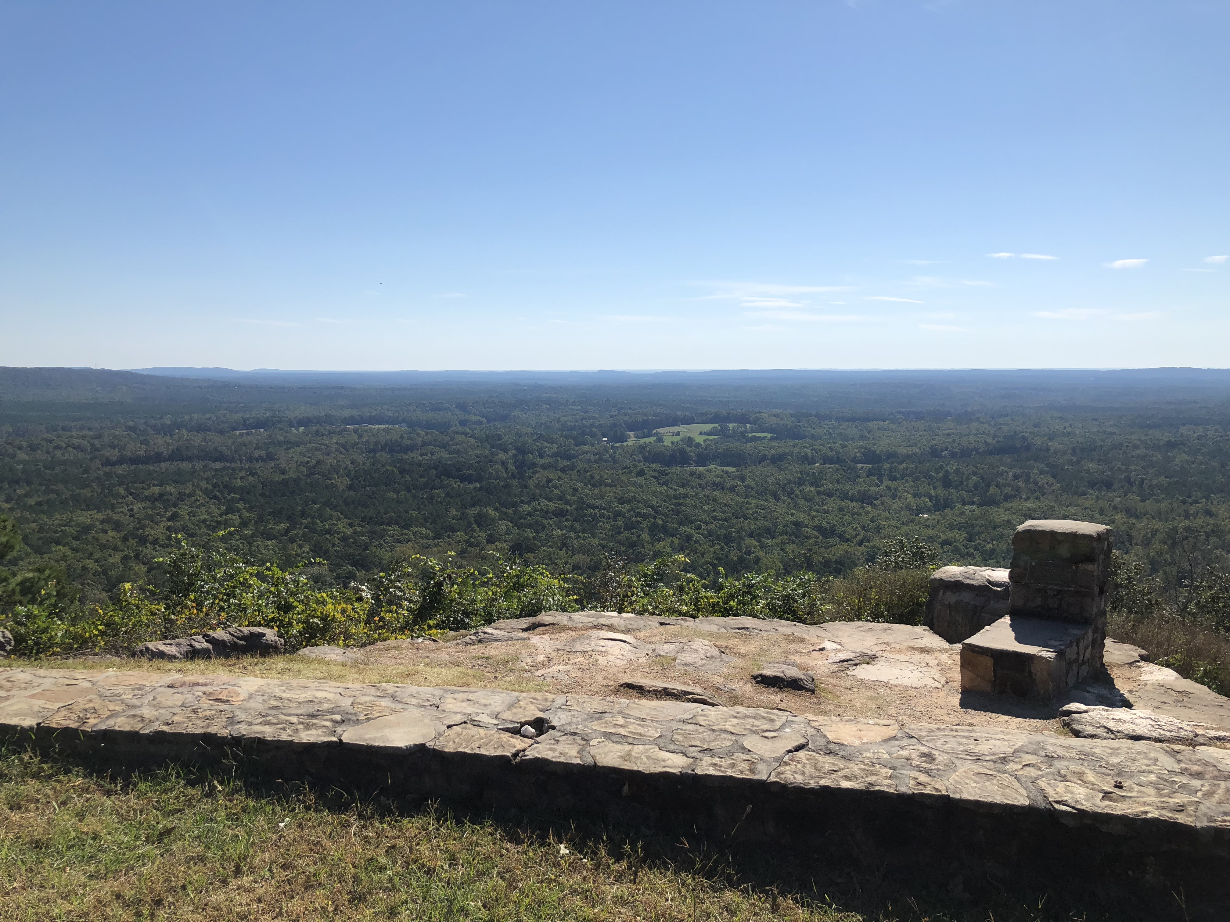 Dowdell's Knob View