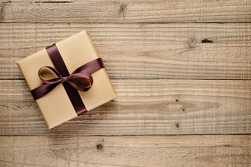 Gift Certificate for 1 Hour Massage