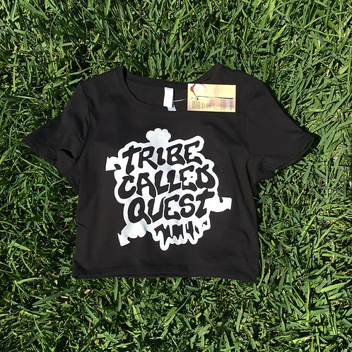 A Tribe Called Quest Crop Top