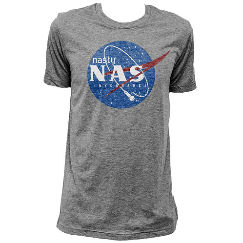 Nasty Nas Nasa T-shirt