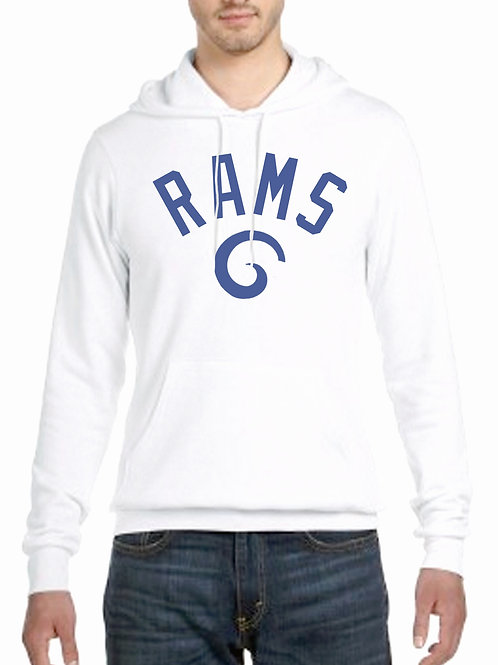 Los Angeles Football Hoodie - Rams Hoodie