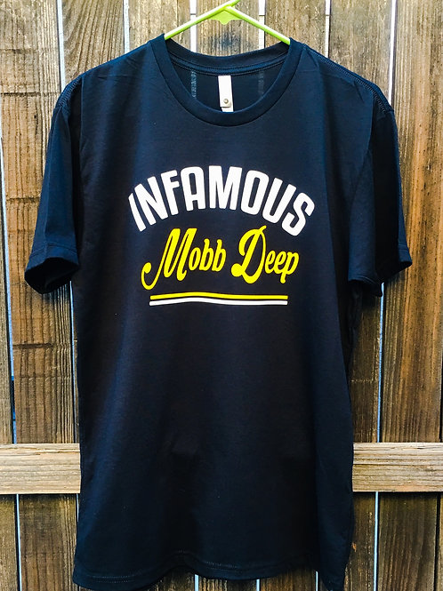 Rap Shirt Mobb Deep T-Shirt