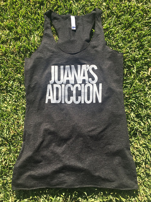 Jane's Addiction Juana's Adiccion Ladies Tank Top