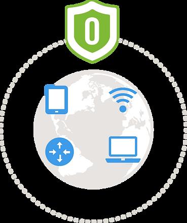 Opera 3 Cloud worldwide coverage