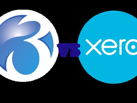 Pegasus Opera 3 versus Xero