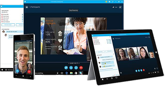 voip skype for business
