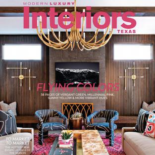Modern Luxury Interiors | Texas