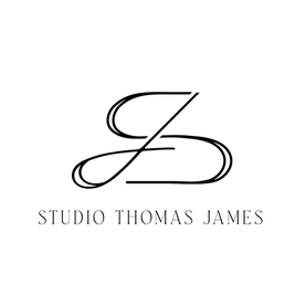 Studio Thomas James Full Logo