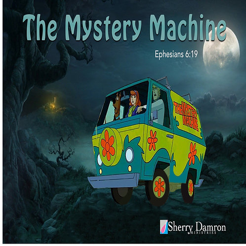 The Mystery Machine (Mp3 Download)