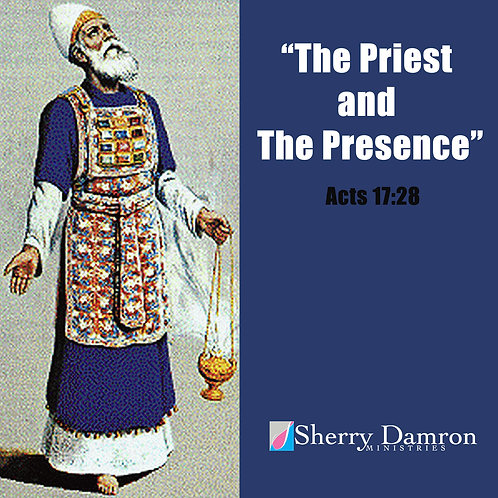 """The Priest and The Presence"" (CD)"