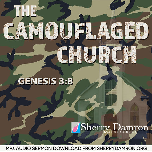 """""""The Camouflaged Church"""" (MP3 SERMON DOWNLOAD)"""