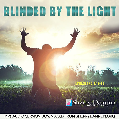 Blinded By The Light (MP3 SERMON DOWNLOAD)