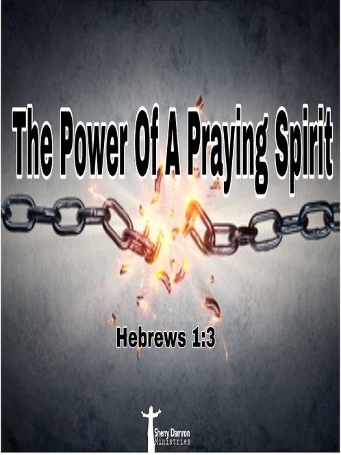 The Power Of A Praying Spirit (DVD