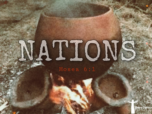 """NATIONS"" (MP3 Download)"