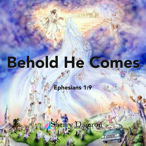 Behold He Comes (CD)