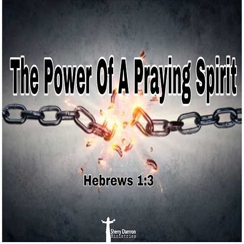 The Power Of A Praying Spirit (MP3)