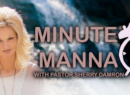 """Minute Manna - #0135 - """"The God of Grace AND Truth"""""""