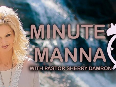 "Minute Manna - #0038 - ""True Sacrifice"""