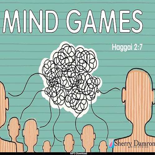 Mind Games (Mp3 Download)