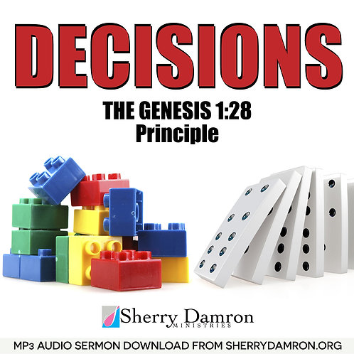 """Decisions"" (MP3 SERMON DOWNLOAD)"