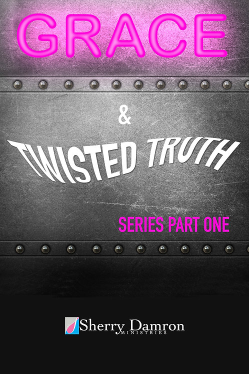 Grace & Twisted Truth Series Part One (5 Disc Series - DVD)