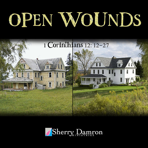 Open Wounds (CD)