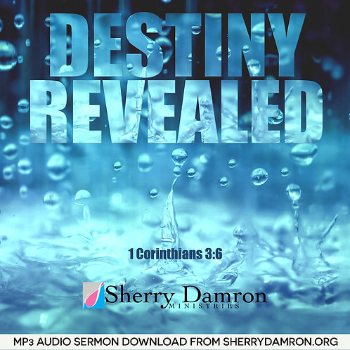 Destiny Revealed (MP3 SERMON DOWNLOAD)