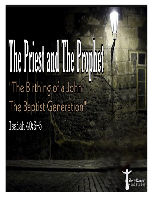 The Priest and The Prophet (DVD)