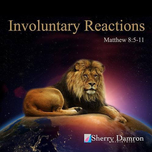 Involuntary Reactions (CD)