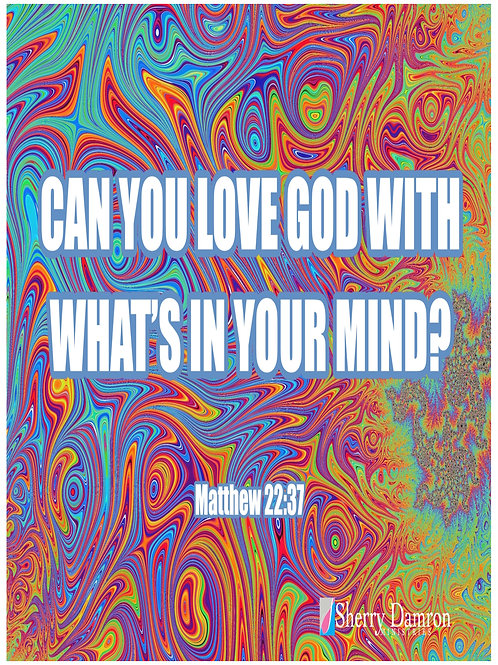Can You Love God With  What's In Your Head? (DVD)