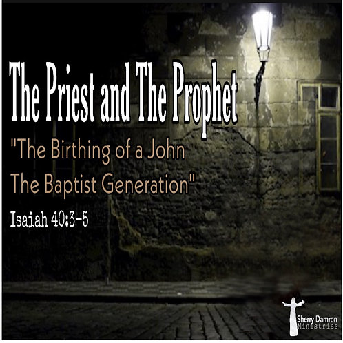 The Priest and The Prophet (CD)